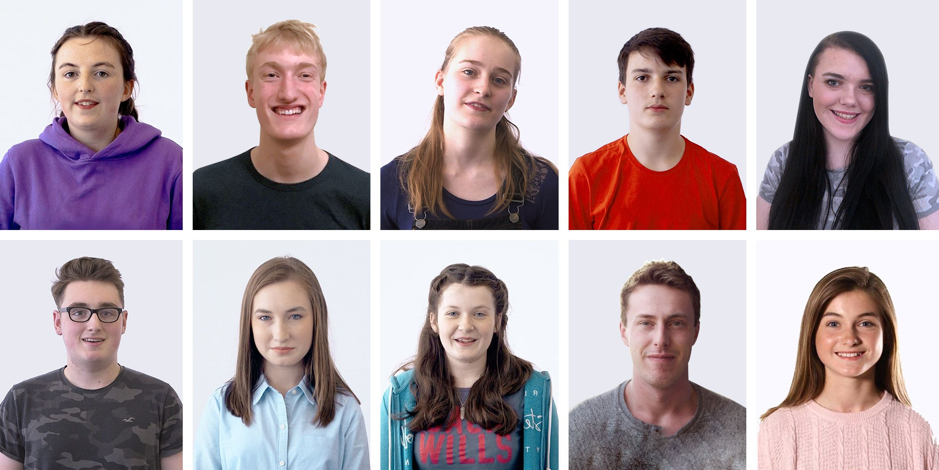 Meet the young ambassadors